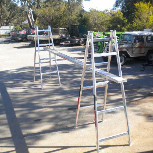 Aluminium Plank 5m