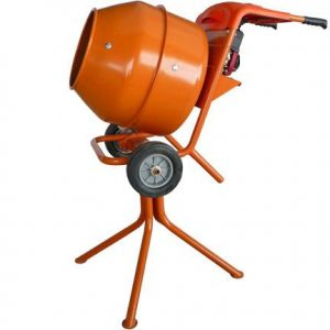 Concrete Mixer Electric