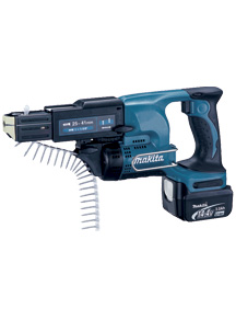 Cordless Auto-feed Screwdriver
