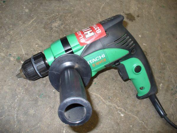 "Drill 10mm 3/8"""