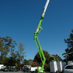 Elevating Work Platform - Cherry Picker