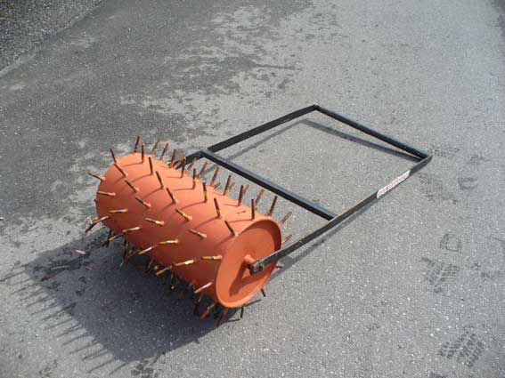 Garden Roller Spiked Blackwood Hire