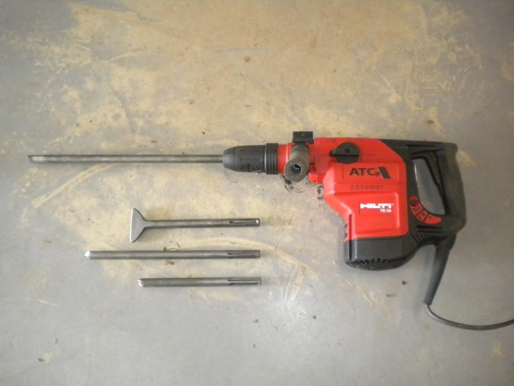 hilti hammer drill bits. jack hammer hilti te56 drill bits