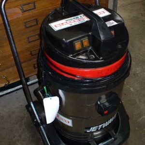 Jetwave Wet Dry Industrial Vacuum Cleaner