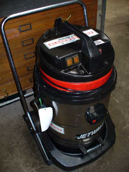 Jetwave Wet Dry Industrial Vacuum Cleaner
