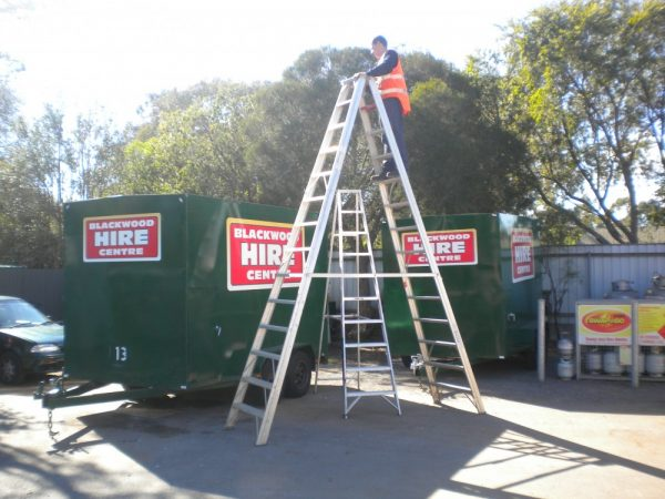 Step Ladder 4.2 metre
