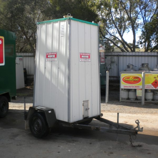 Towable Toilet