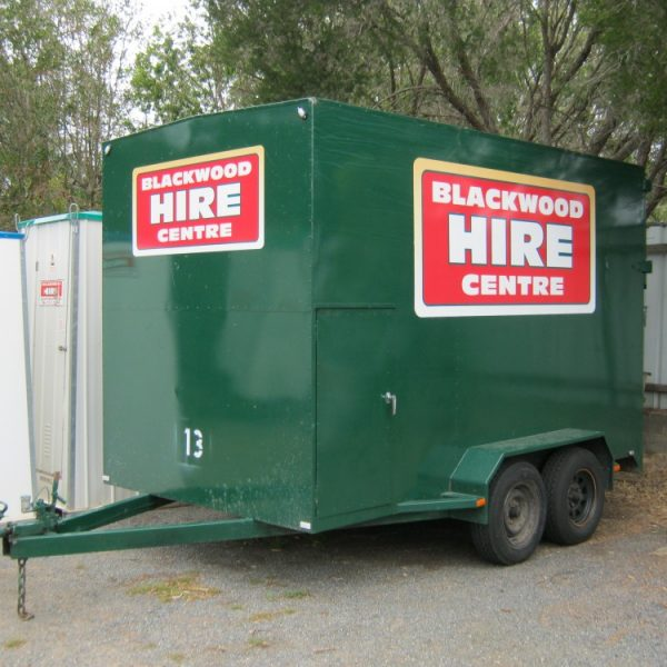 Trailer 12x6 Covered (Furniture Trailer)