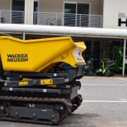 NEW PRODUCT - TRACKED DUMPER
