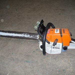 """Chainsaw Stihl 660 25"""" (63.5cm)"""