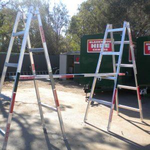 Aluminium Trestles 2.4m