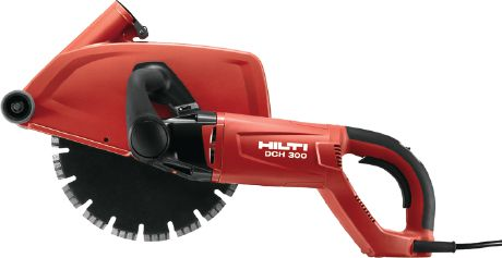 "Electric Power Cutter 14"" - Dry Cut"