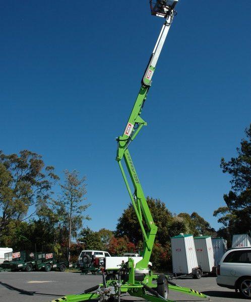 Elevating Work Platform - Cherry Picker