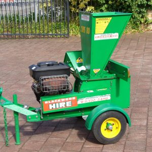 Mulcher Red Roo 80mm
