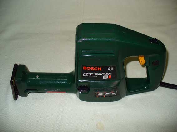Oscillating saw
