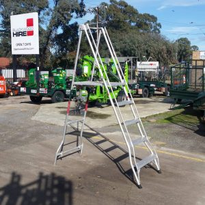 Platform Ladder, 1.5 Metre