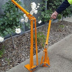 Star Picket Remover