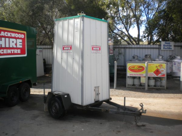 Towable Toilet