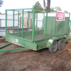 Trailer 10x6 Cage