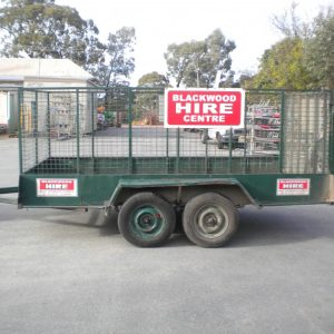 Trailer 12x6 Cage