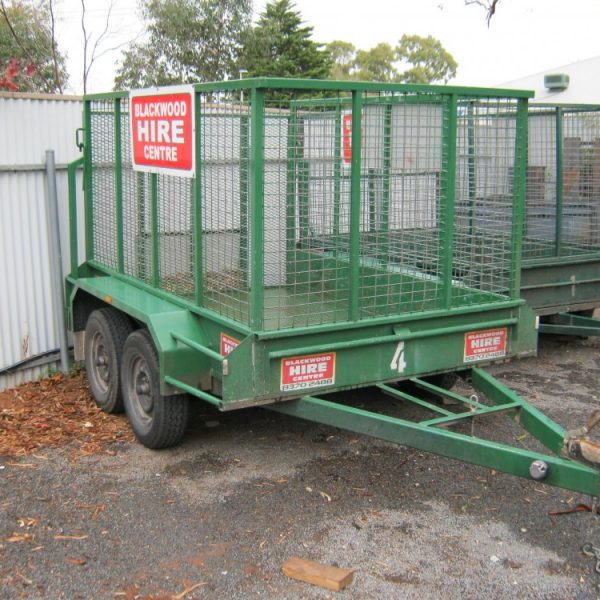 Trailer 8x5 Cage